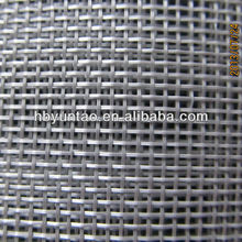 2013 New style Insect reisistance/PVC film plastic window screen for Middle East