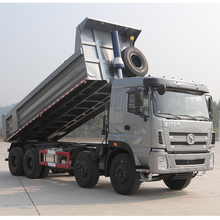 8x4 40Ton 12 Wheel Mining Dumper Truck Dimensions Coal Mine Tipper Truck For Sale
