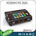 HTRC DUO 400W LiIo/LiPo/LiFe/NiMH/NiCD Battery Multi Balance Charger
