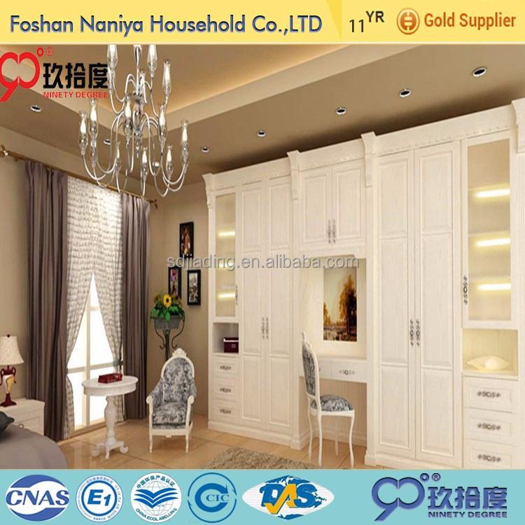 Dise o moderno armario de muebles de dormitorio italiano armario con tocador guardarropas - Armarios diseno italiano ...