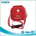 Amazon Best Sellers First Aid Sport Kit EVA Case with Strap and Medical Equipments