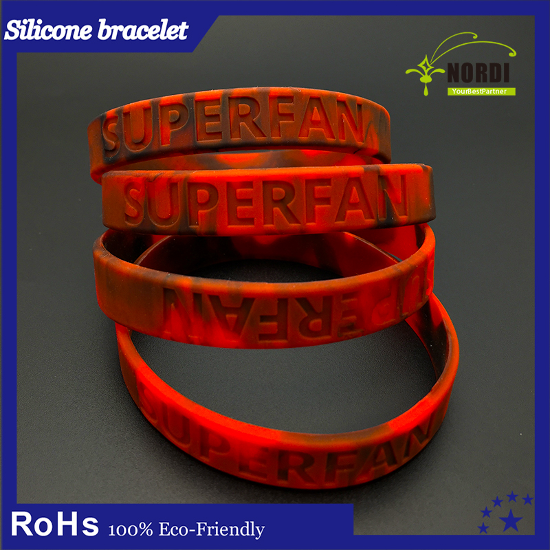 Personalized Bracelets wedding decoration Programmable rfid wristbands