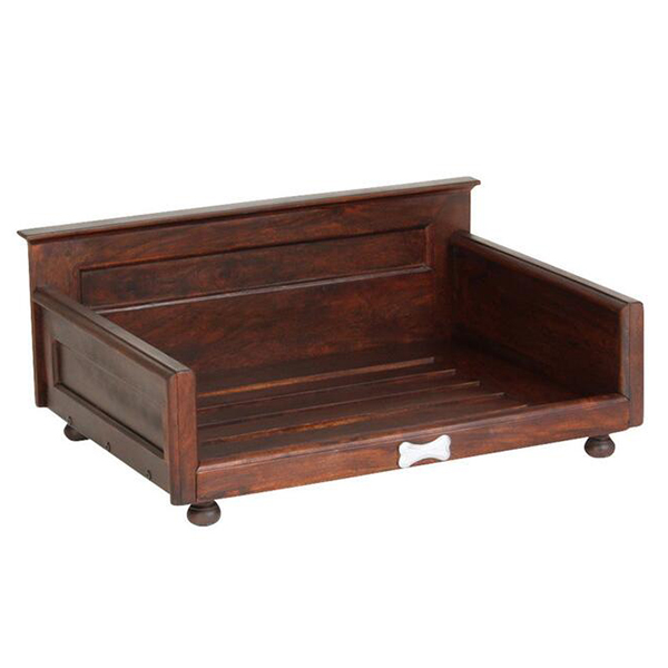 Factory Price Wooden Dog Bed