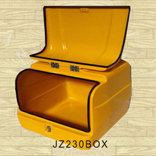 "Waterproof Pizza Delivery Box for Motorcycle/Scooter/Bike, Keep Hot for Long 17"" L x 12"" W x 13"" H"