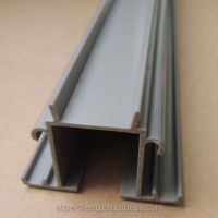 plastic PVC profile/protector for house decoration