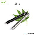 Newest Original JSB Stainless Steel SUS202 Slim CBD THC Vape Pen Battery