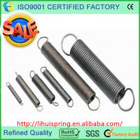Stainless steel adjustable extension coiled spring and Furniture extension helical coiled spring