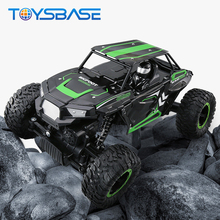 Auto RC New Popular Desert Climbing Wehicle Toys 1/14 Rc Truck 2.4G Remote Control Alloy Car Model