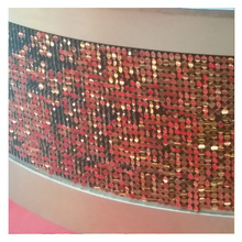 SEQUIN PANEL pvc laminated ceiling panel