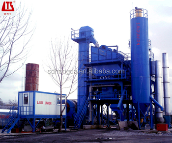 ISO9001&TUV Certified Hot Selling 40t/h LB500 Asphalt Mixing Plant