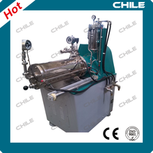 Bead mill for ink jet ink