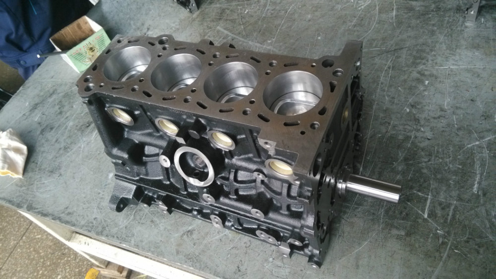 short block of 1RZ TOYOTA engine