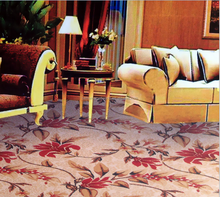 Luxury Hotel Carpet, Wool Axminster Carpet for Hotel Corridor Carpet