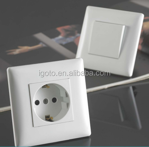 Europe standard light wall dimmer switch manufacturer 600W