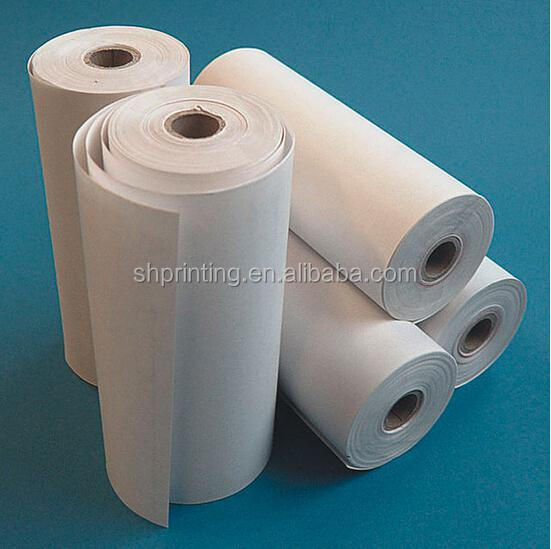 2016 Best selling Thermal Fax Paper in rolls 210/216mm for wide