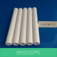 High Working Temperature Al2O3 Ceramic Tubes For Casting/Innovacera
