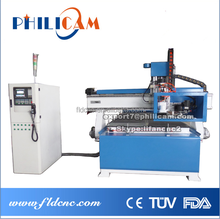1325 ATC CNC Router / CNC Engraving with 10 cylinder Changing Tools