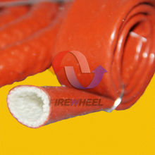 silicone fiber glass sleeve