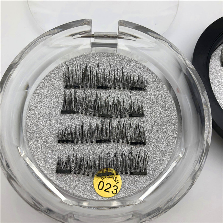 Eye Custom Packaging magnet lashes own brand eyelashes magnetic eyelashes