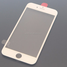 Replacement Front glass for Iphone 4 4s 5 5s 5c 6 6 plus black white for repair screen