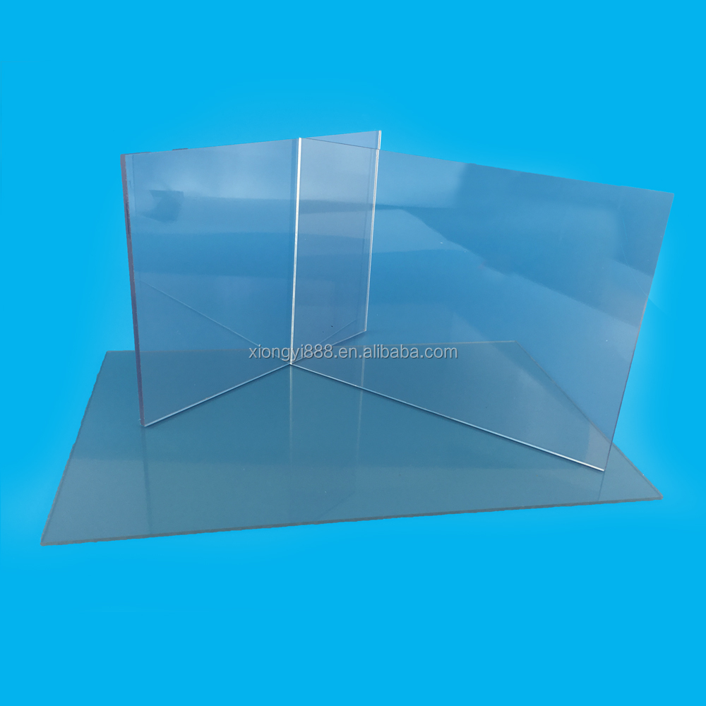 2016 hot Lexan material PC solid sheet/Polycarbonate solid sheet/engineering plastic sheet
