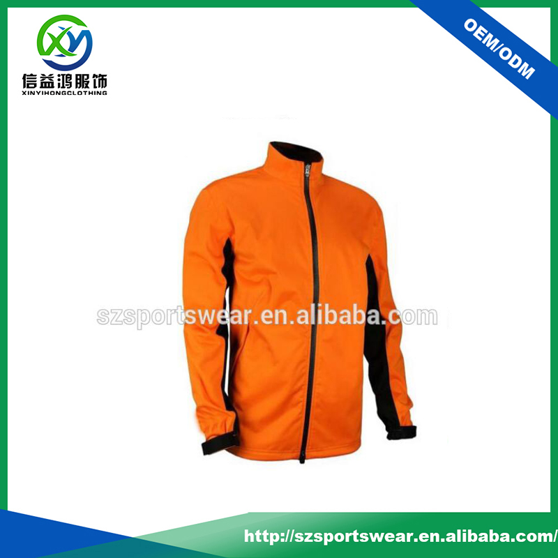 Individualized Design 100%Polyester Lightweight waterproof jacket for men