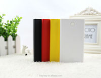 Slim Universal Mobile 4000mAh Power Bank TP40 For Cell Phone