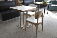 ODM modern solid wood dining table