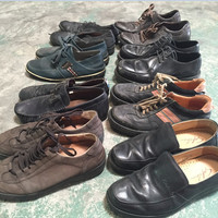 used leather men shoes in uae and south africa