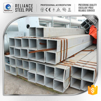 HOT ROLLOED GALVANIZED SQUARE HOLLOW SECTION TUBE