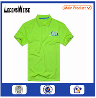China factory cheap high quality quick dry 100%polyester color combination polo shirt