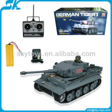 2012 1/16 rc tank hot selling 1/16 scale rc panzer tank