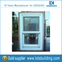 Heat Insulations Function Arched Wood American Sash Window