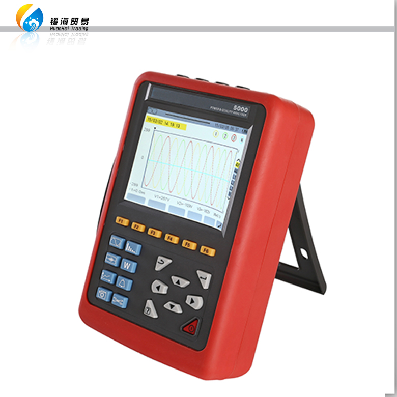 China Wholesale Price Electrical Digital 3 Phase Power quality Measuring Tools