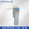 rfid access control automatic turnstiles tripod gate
