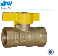 SA Approved brass ball valve