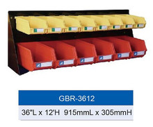 Lovered Panel with Storage Bin GBR-3612