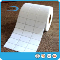 Alibaba china suppliers Mirror cast coated sticker paper