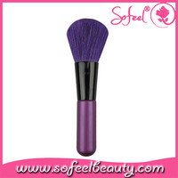 Sofeel professional synthetic fat makeup powder brush factory price