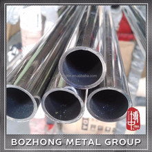 Chinese Supplier Various Size 304L Stainless Steel Round Pipe