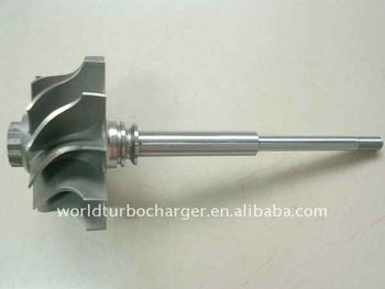 shaft and wheel for RHB52(NN131624) Turbine shaft