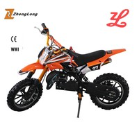 China wholesaler 50cc semi dirt bike motorcycle for kids