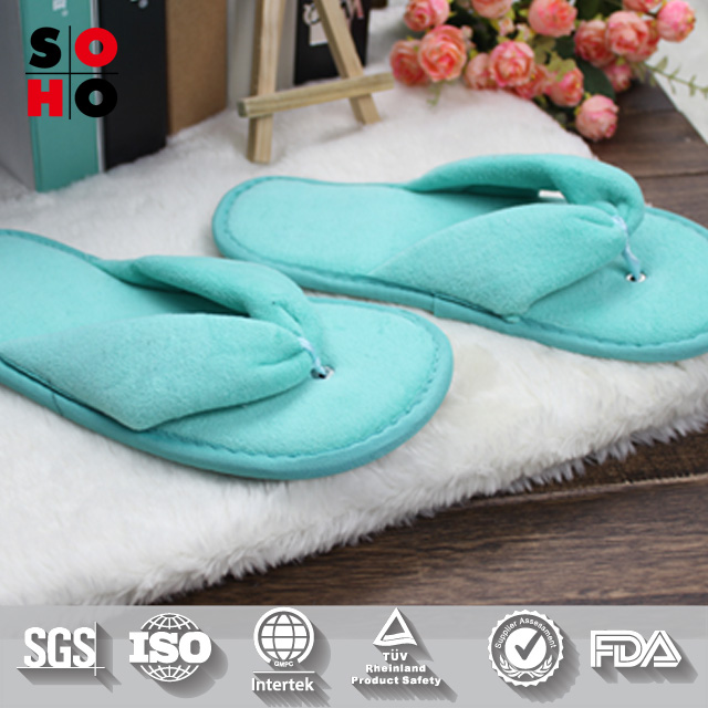 New Disposable Hotel Guest Slippers