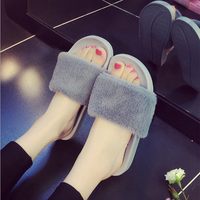 New Fashion Indoor Outdoor Antiskid Slippers