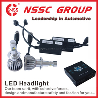 2015 best seller h1 h4 h7 h8 h9 H11 9005 9006 car led headlight