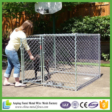 wholesale Alibaba china chain link wire mesh fencing dog kennel