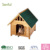 Luxury Wooden Dog House Pet Home Dog Kennel