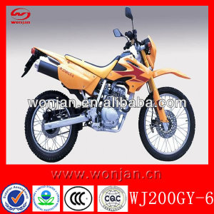 2013 cheap new model 200cc Dirt Motorcycle(WJ200GY-6)
