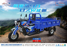 250cc 3 wheel motor tricycle used for cargo