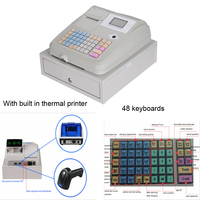 Multi-functional Cash Register for cash payment
